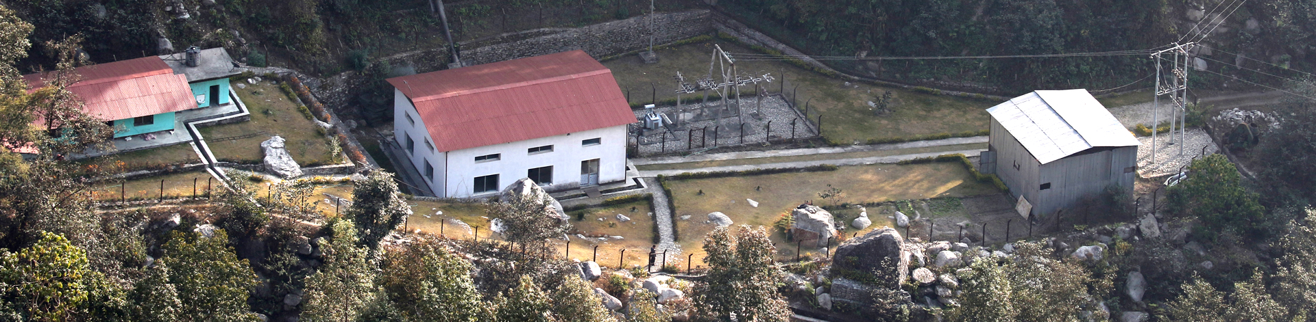 Haluwakhola 400KW Plant