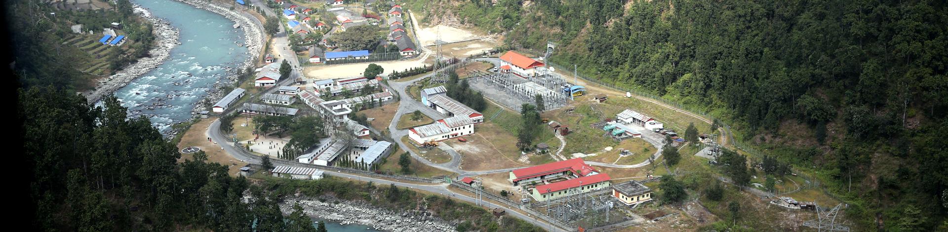 Khimti Visit By Druk Green Power Corporation Limited Bhutan News
